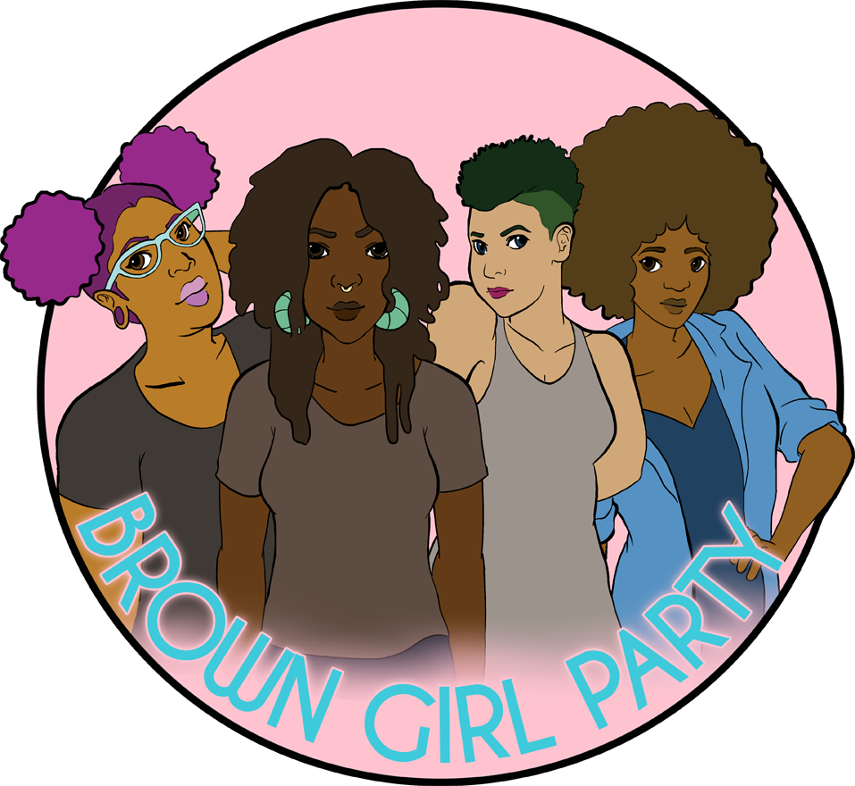 Brown Girl Party